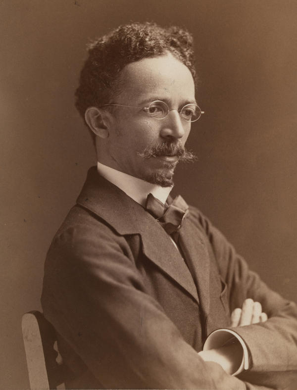 Photograph of Henry Ossawa Tanner in 1907.