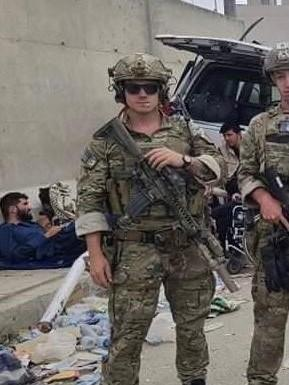 Ryan Knauss was one of 13 U.S. service members killed in a suicide bombing at the Kabul airport on Aug. 26. He was initially wounded, and later succumbed to his wounds. According to a Pentagon official, he's believed to be the last of the 2,461 U.S. service members who died in the war in Afghanistan.
