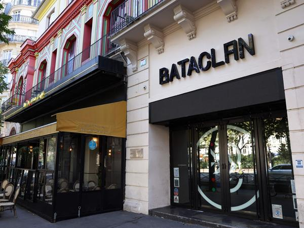 The Nov. 13, 2015, Islamic State terror attacks took place at the Bataclan concert hall, the national soccer stadium and at restaurants and cafes. Twenty men are accused in the attacks that left 130 people dead and hundreds injured.