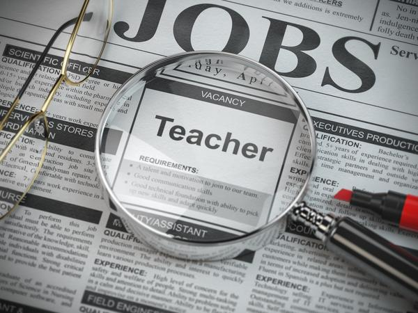 Teacher and bus driver vacancies are widespread in Florida.