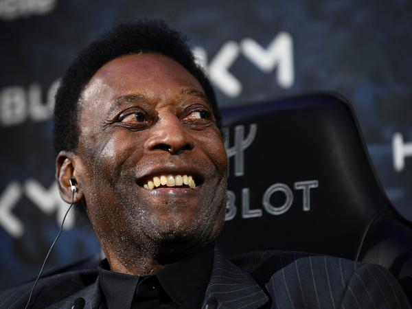 """""""My friends, with each passing day I feel a little better,"""" Pelé, a three-time World Cup champion, told fans on Instagram on Friday."""