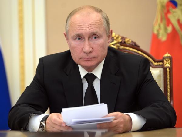 The Kremlin says Russian President Vladimir Putin is going into self-isolation because of coronavirus cases among his inner circle.