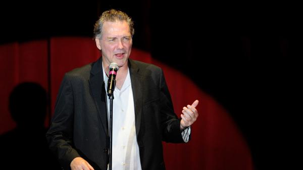 Norm Macdonald performs at the Orleans Hotel & Casino in Las Vegas in 2011. The Canadian comedian and actor died this week, nearly a decade after being diagnosed with cancer.