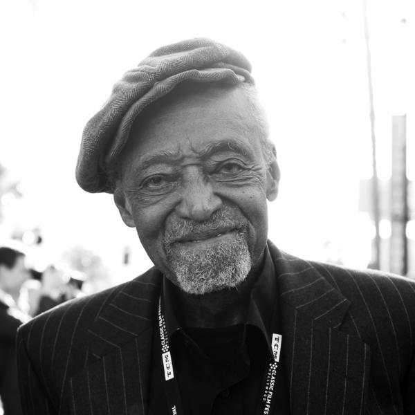Melvin Van Peebles at a 2018 film festival in Hollywood.