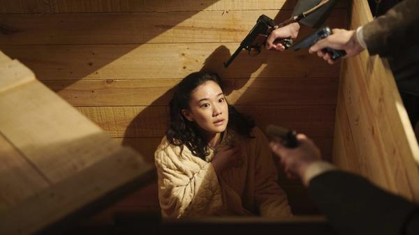 Yu Aoi plays the title character in <em>Wife of a Spy.</em>