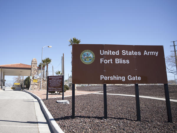 The FBI's El Paso, Texas, office received a report of an assault of a female service member by male Afghan evacuees at a complex in New Mexico.