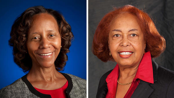 <strong></strong>Engineer Marian Croak (left) and ophthalmologist Patricia Bath are the first Black women to be inducted into the National Inventors Hall of Fame in its nearly 50-year history.