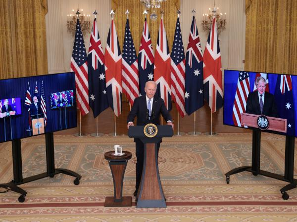 One thorny issue facing President Biden at the United Nations: the defense deal he announced with Australia and the U.K., which left France so angry it pulled its ambassador from Washington, D.C.