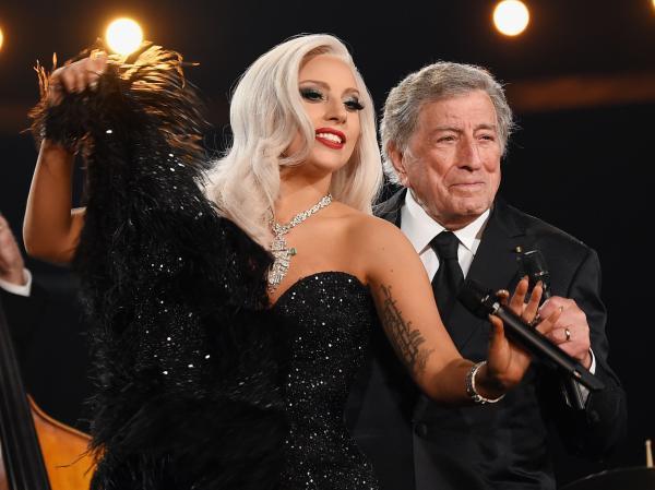 Jazz singer Tony Bennett and pop star Lady Gaga released their second duet album, <em>Love for Sale</em>, on Oct. 1.