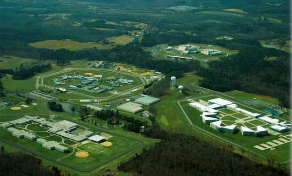 Butner Federal Correctional Complex straddles Granville and Durham counties. About 2,300 inmates were counted as Granville County residents when the county last drew district lines in 2013.