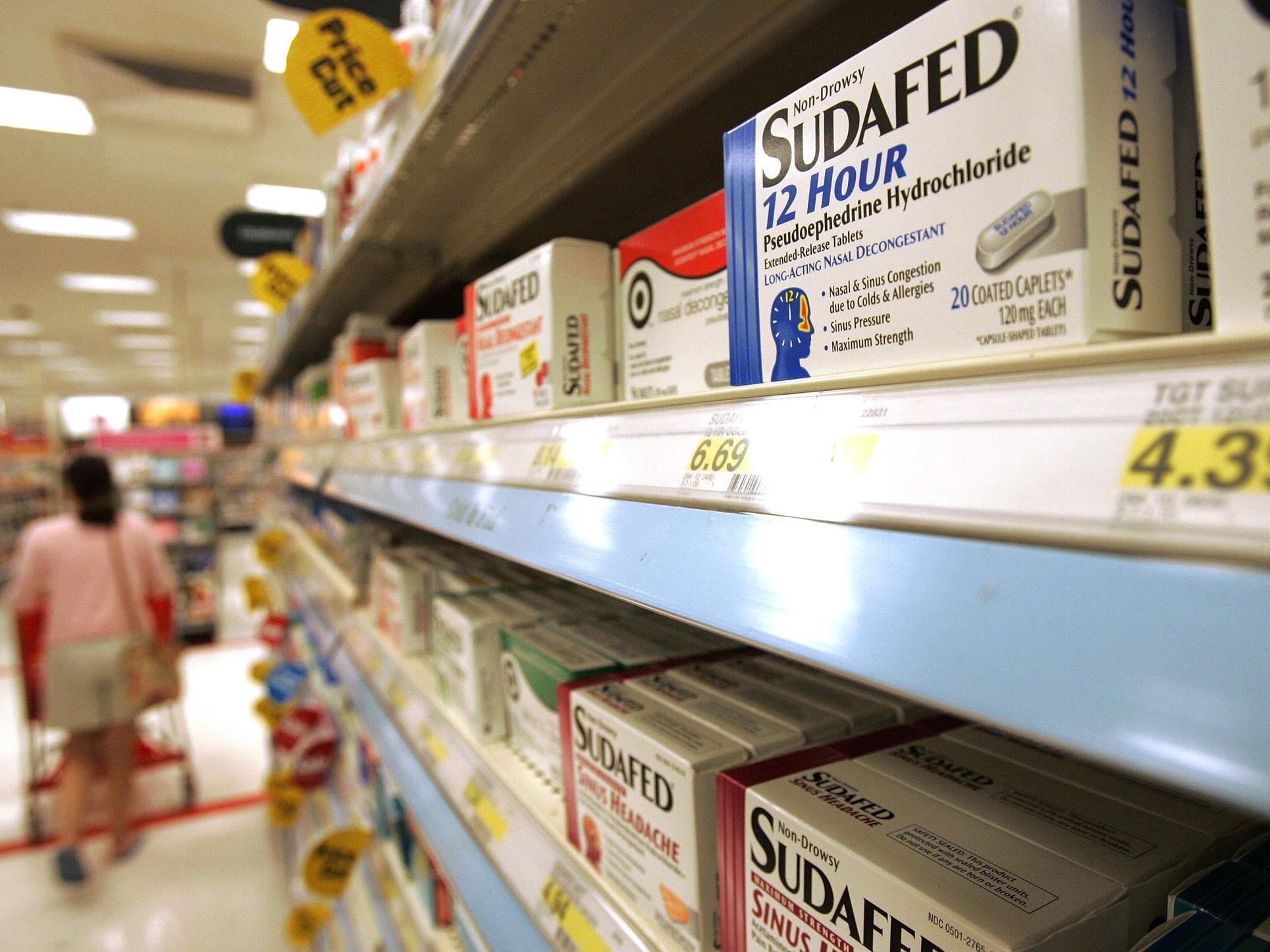 Big Pharma And Meth Cooks Agree: Keep Cold Meds Over The Counter