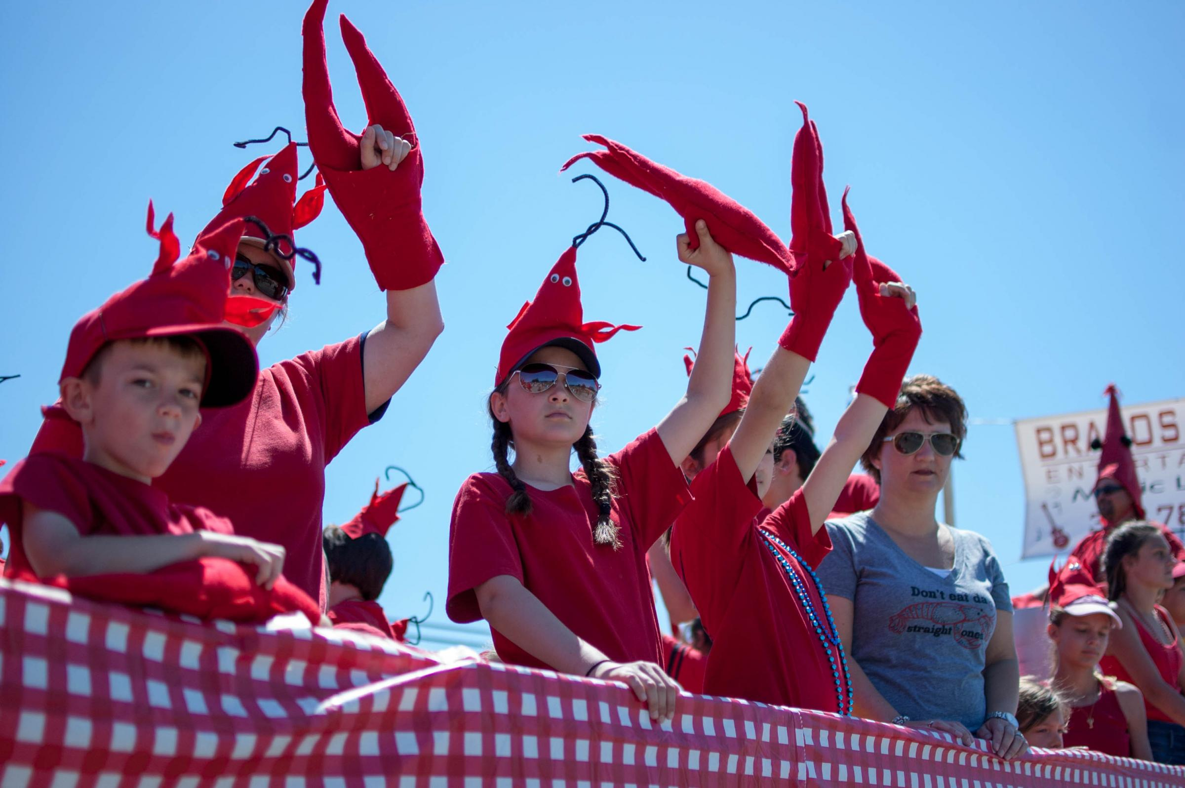 Breaux Bridge Crawfish Festival 2020.The Crawfish Festival Sights Sounds And History Wwno