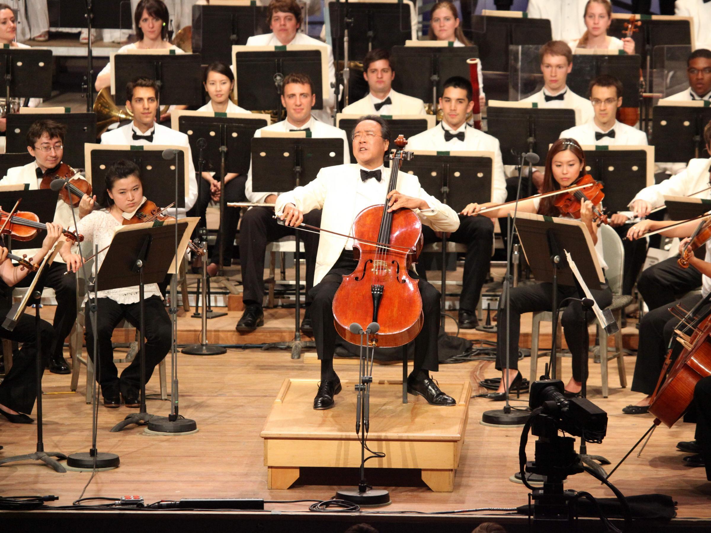 Yo-Yo Ma Headlines Tanglewood's 75th Anniversary Concert | WRTI