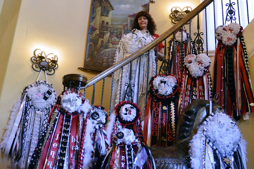 Homecoming Mums Inside A Larger Than Life Texas Tradition Texas