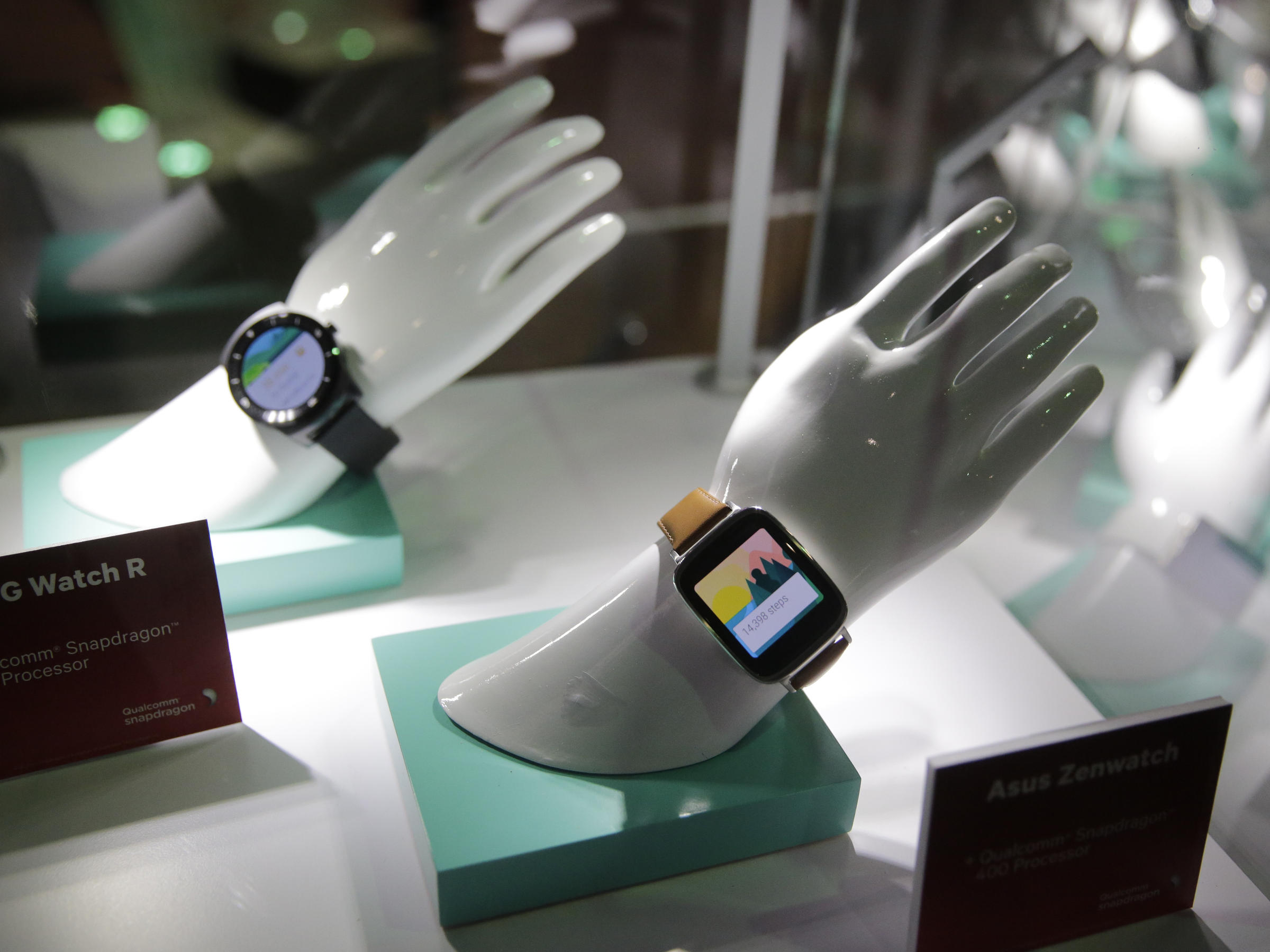 Qualcomm Will Do Better Chipsets to Wearables
