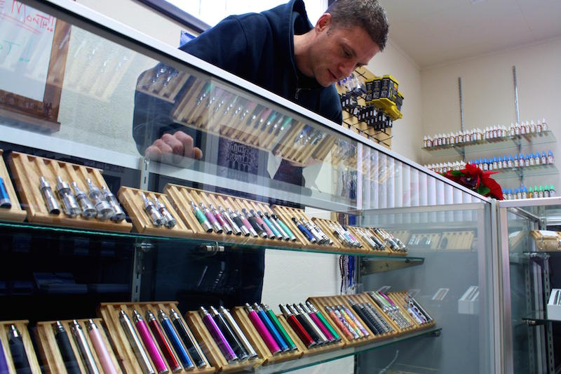 Oregon House Approves Ban On Selling E-Cigarettes To Kids | KLCC