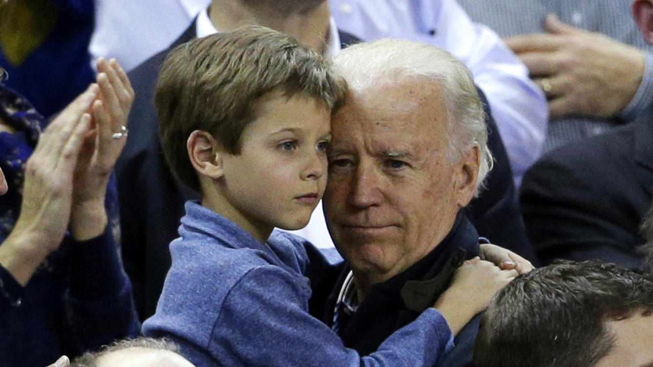 Joe Biden's Advice On Compassion And Family, In His Own ...