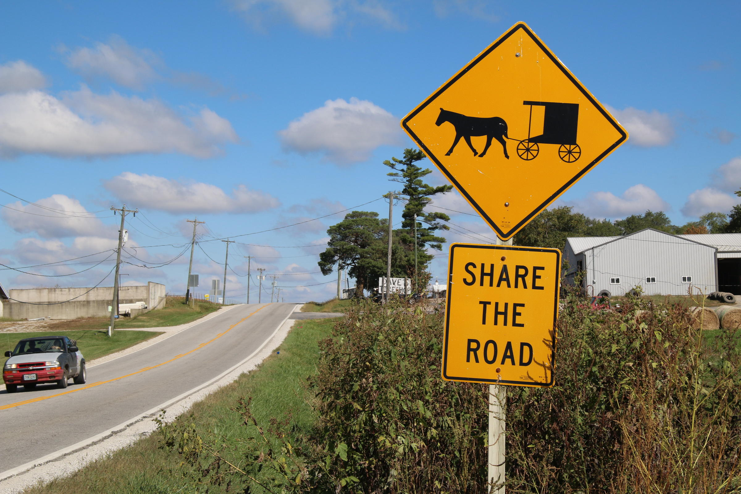 Amish and Mennonite Patients Push An Experiment In Health