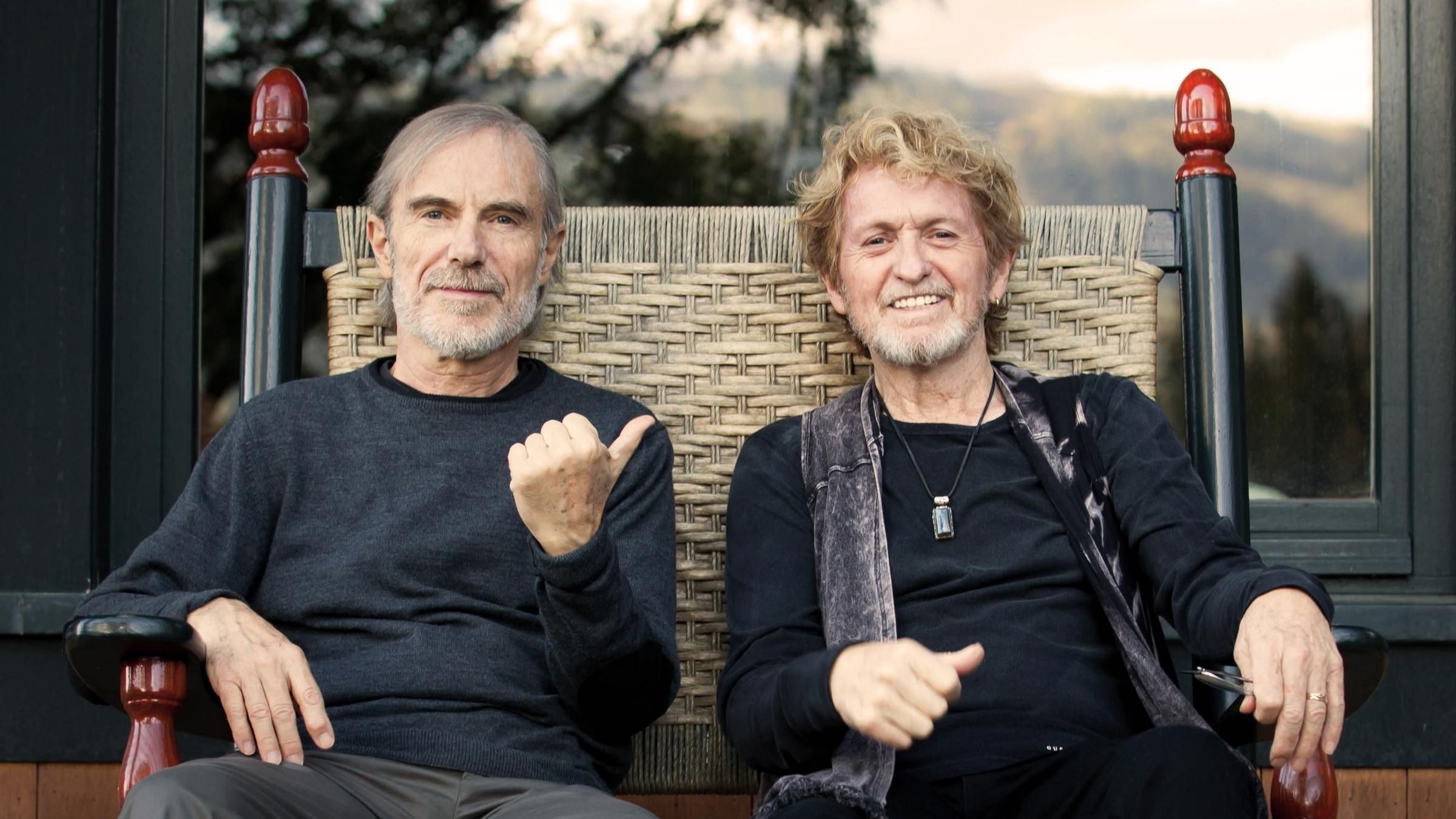 Jon Anderson And Jean-Luc Ponty On World Cafe | Boise State