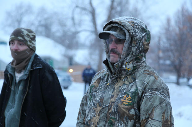 New Armed Group Enters Harney County, Meets With Sheriff