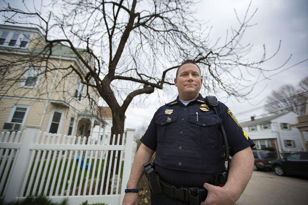 3 Years After Marathon Bombing, A Watertown Cop