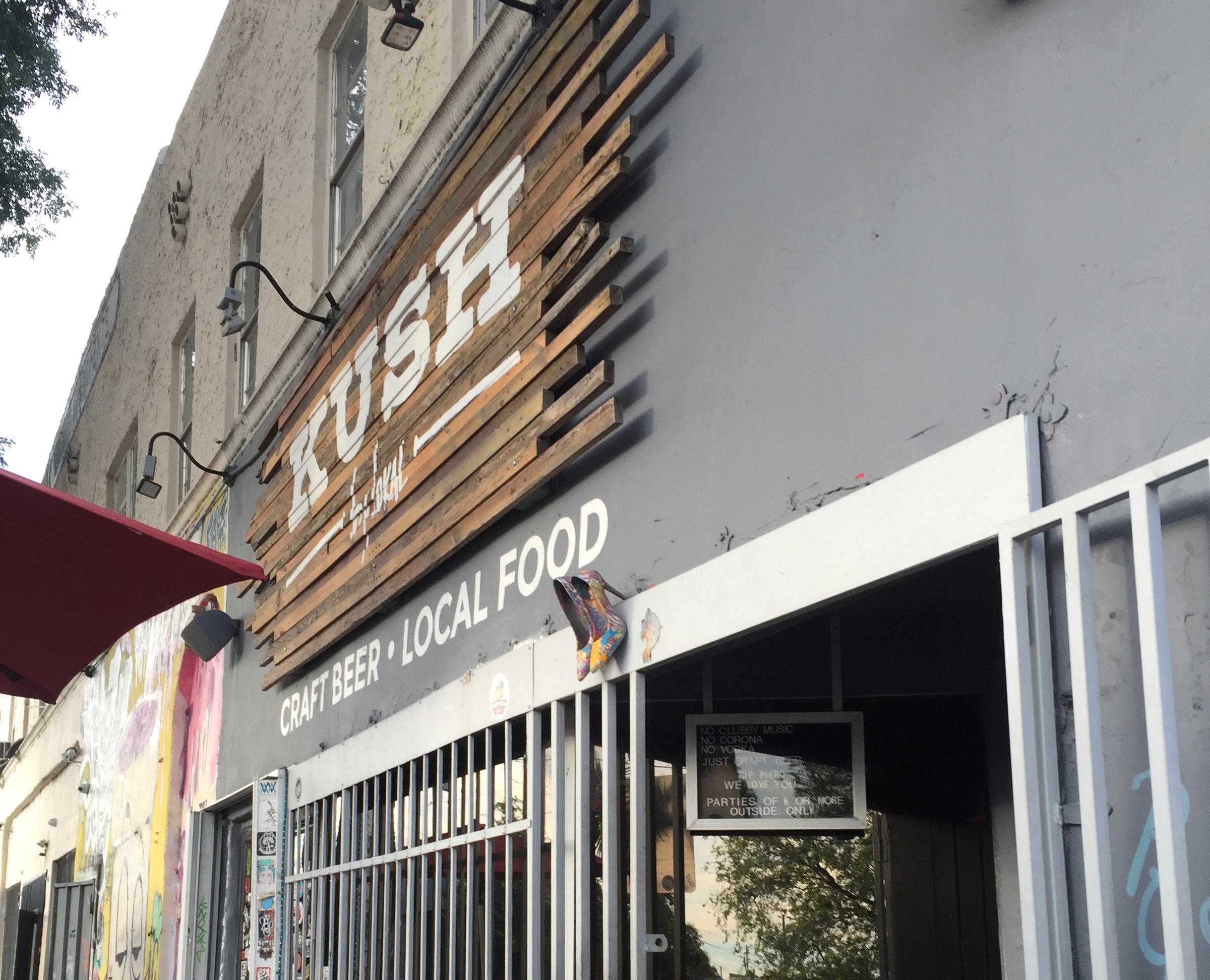 Wynwood Eateries Not Scared Of Zika Mosquitoes