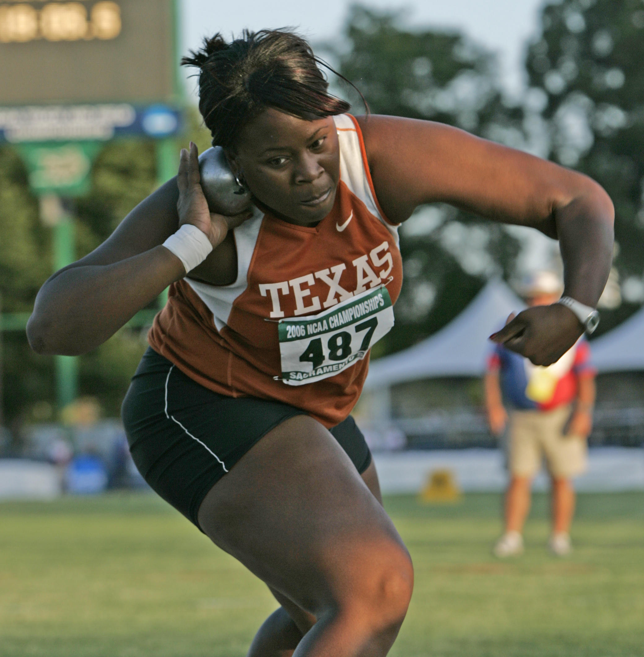 Michelle Carter Athlete >> This Former Longhorn Has A Shot At Making U S History