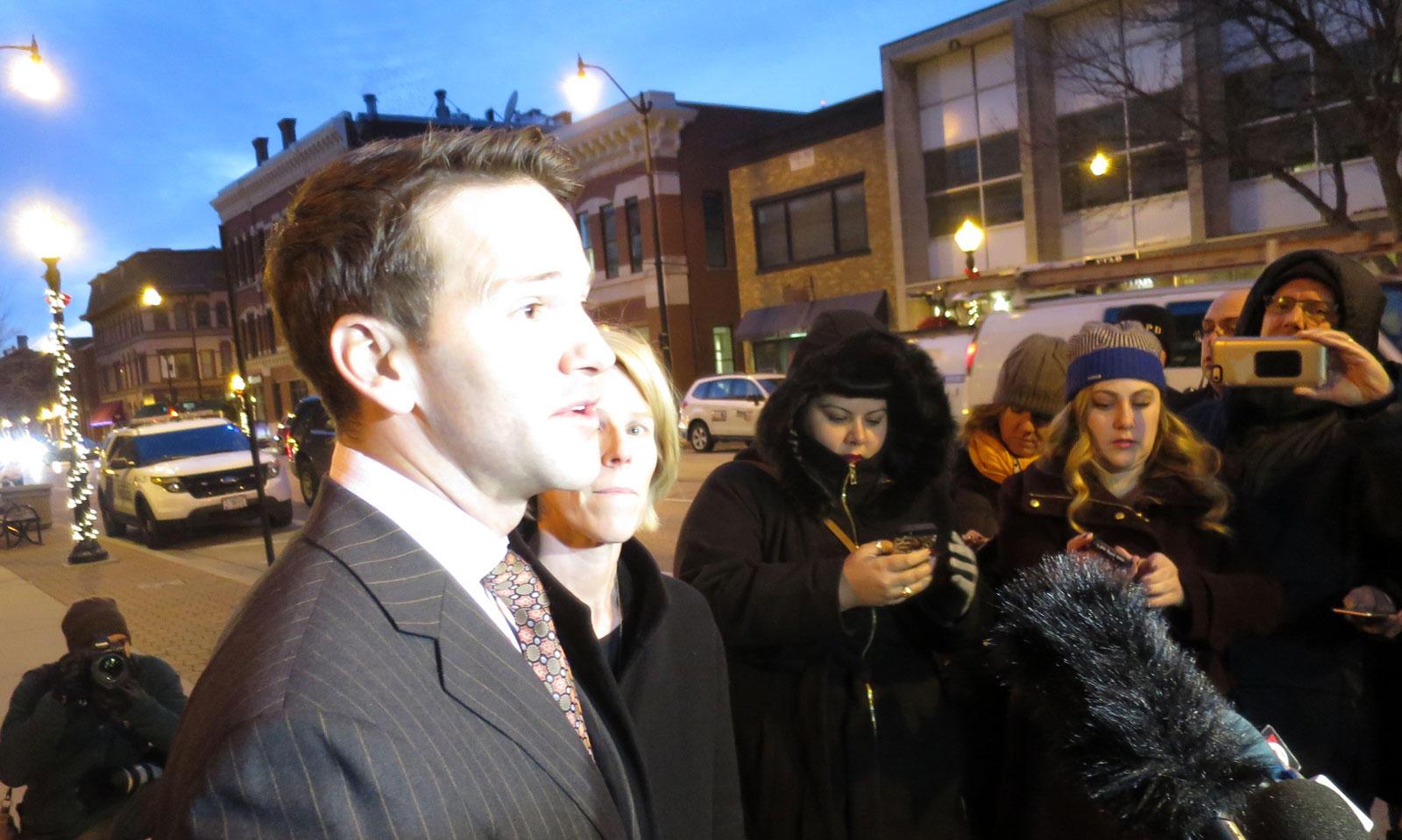 Former Congressman Aaron Schock Pleads Not Guilty | Peoria ...