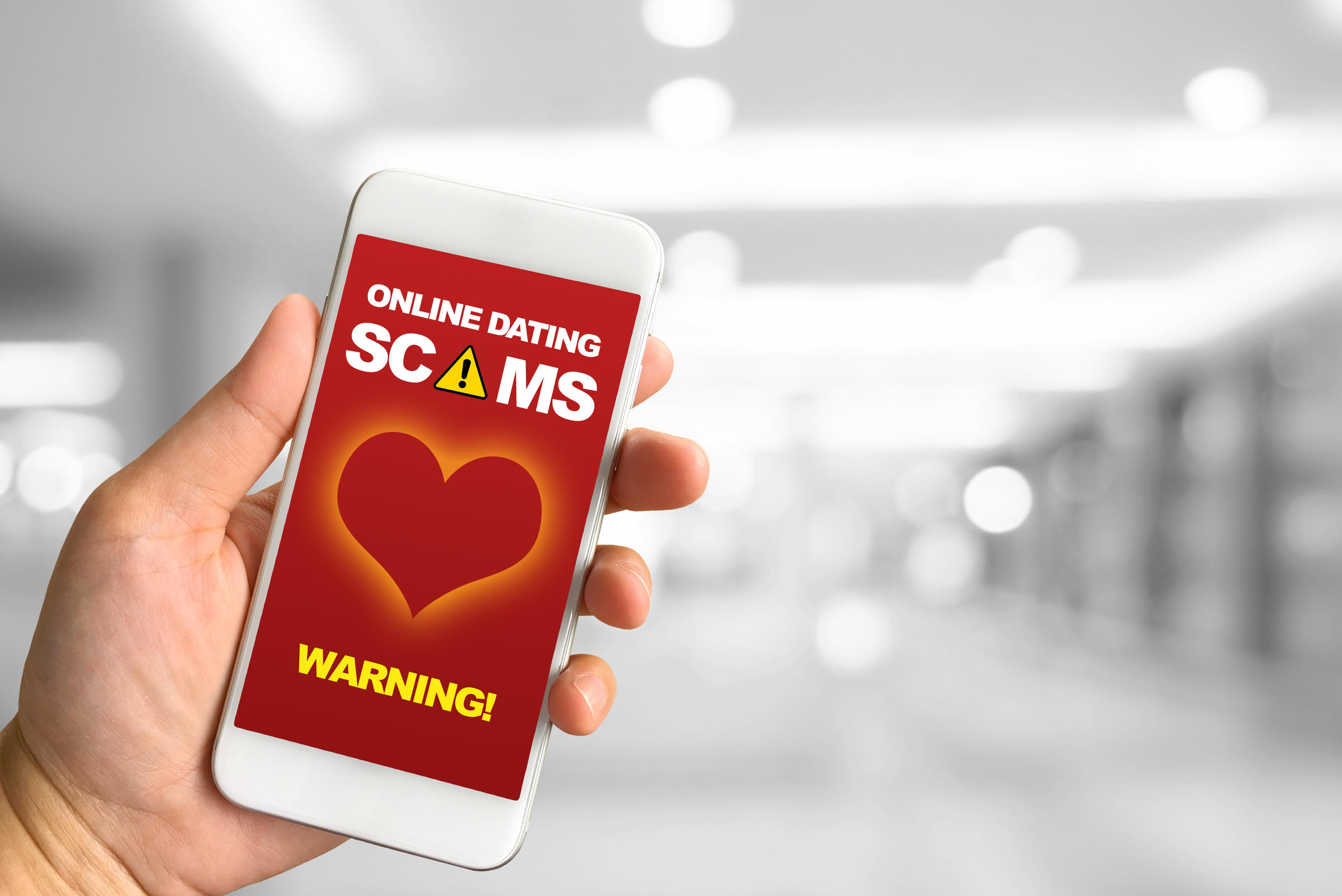 Scam alert: £50 million lost to romance and online dating
