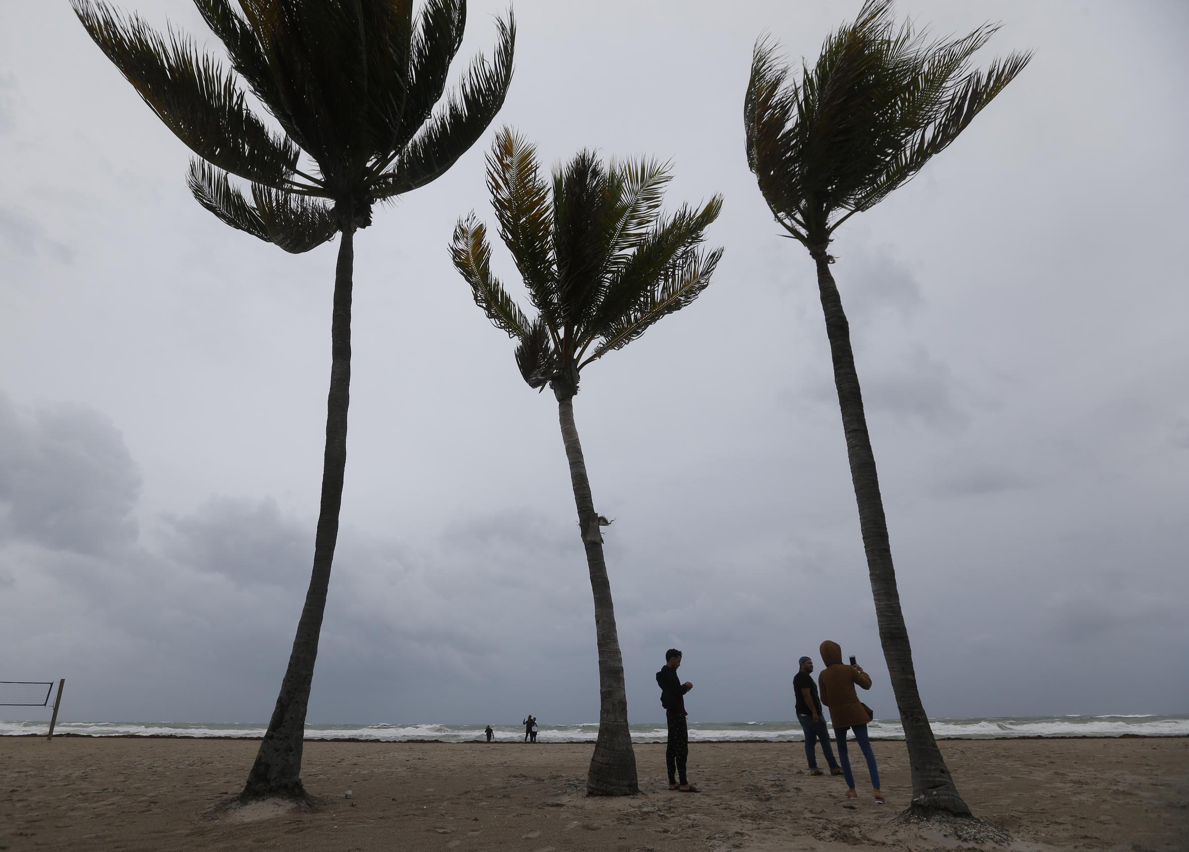 Hollywood Fl News >> Watch Hurricane Irma From Video Cameras Around Florida