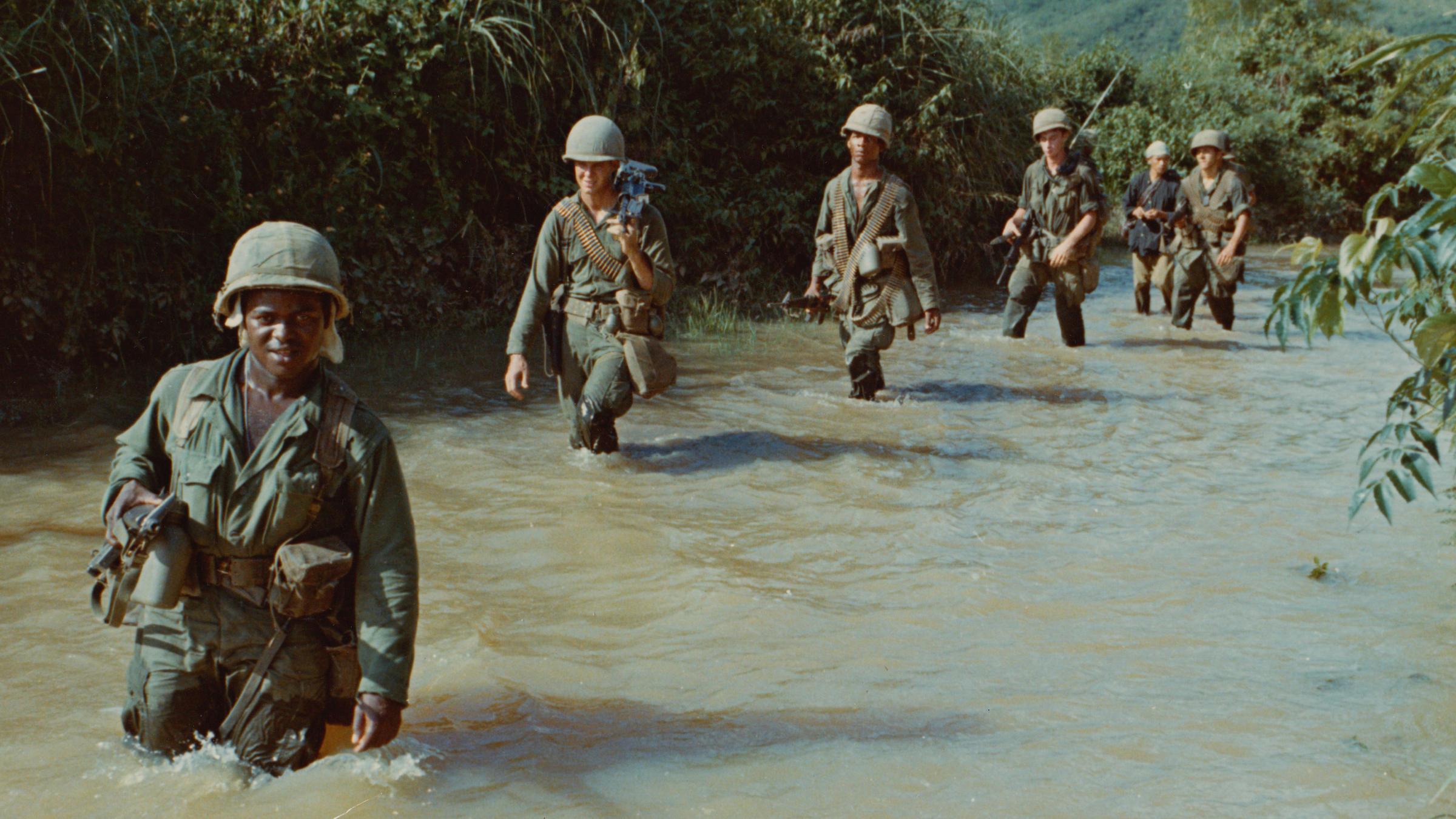 In Vietnam War Ken Burns Wrestles With The Conflict S Contradictions Kut