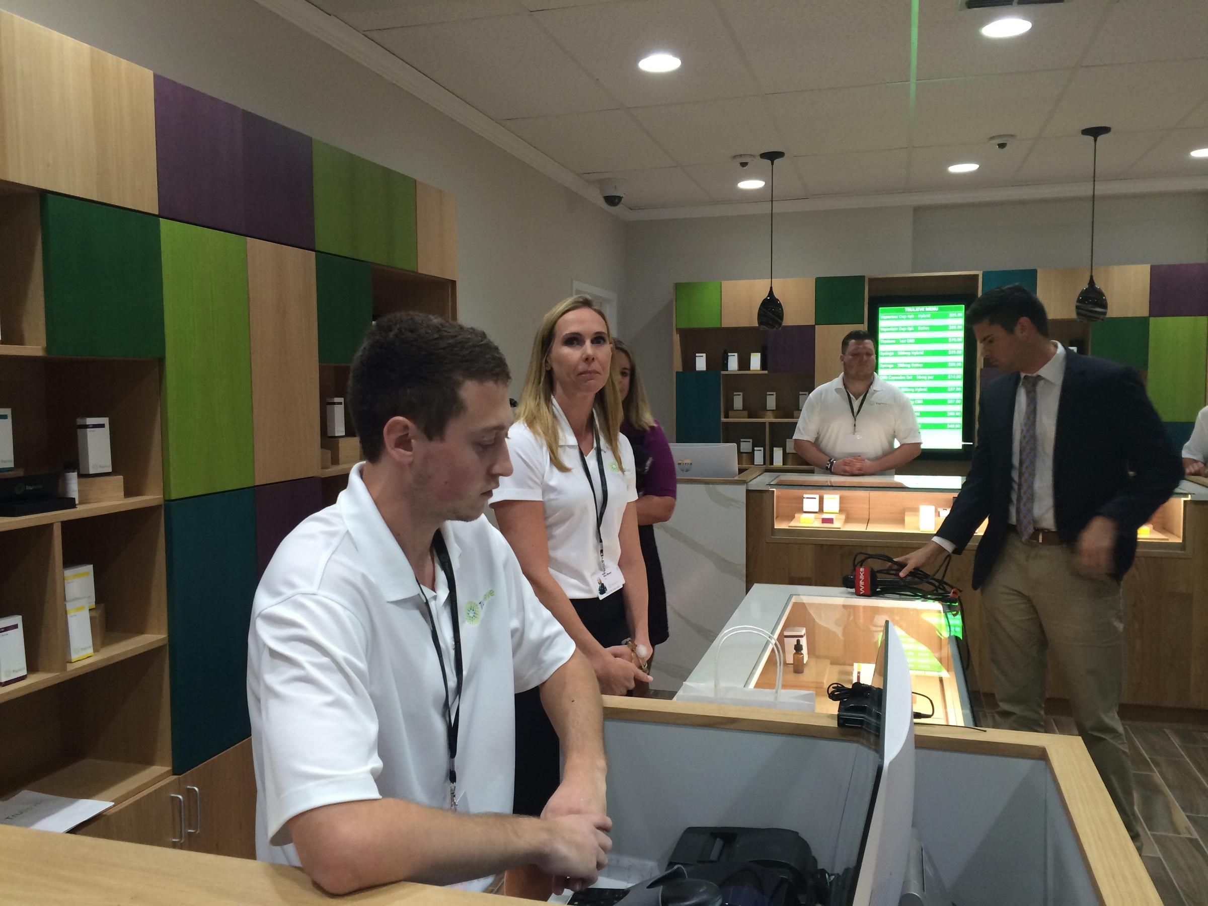 Clearwater Gets State's Second Medical Pot Dispensary | WUSF