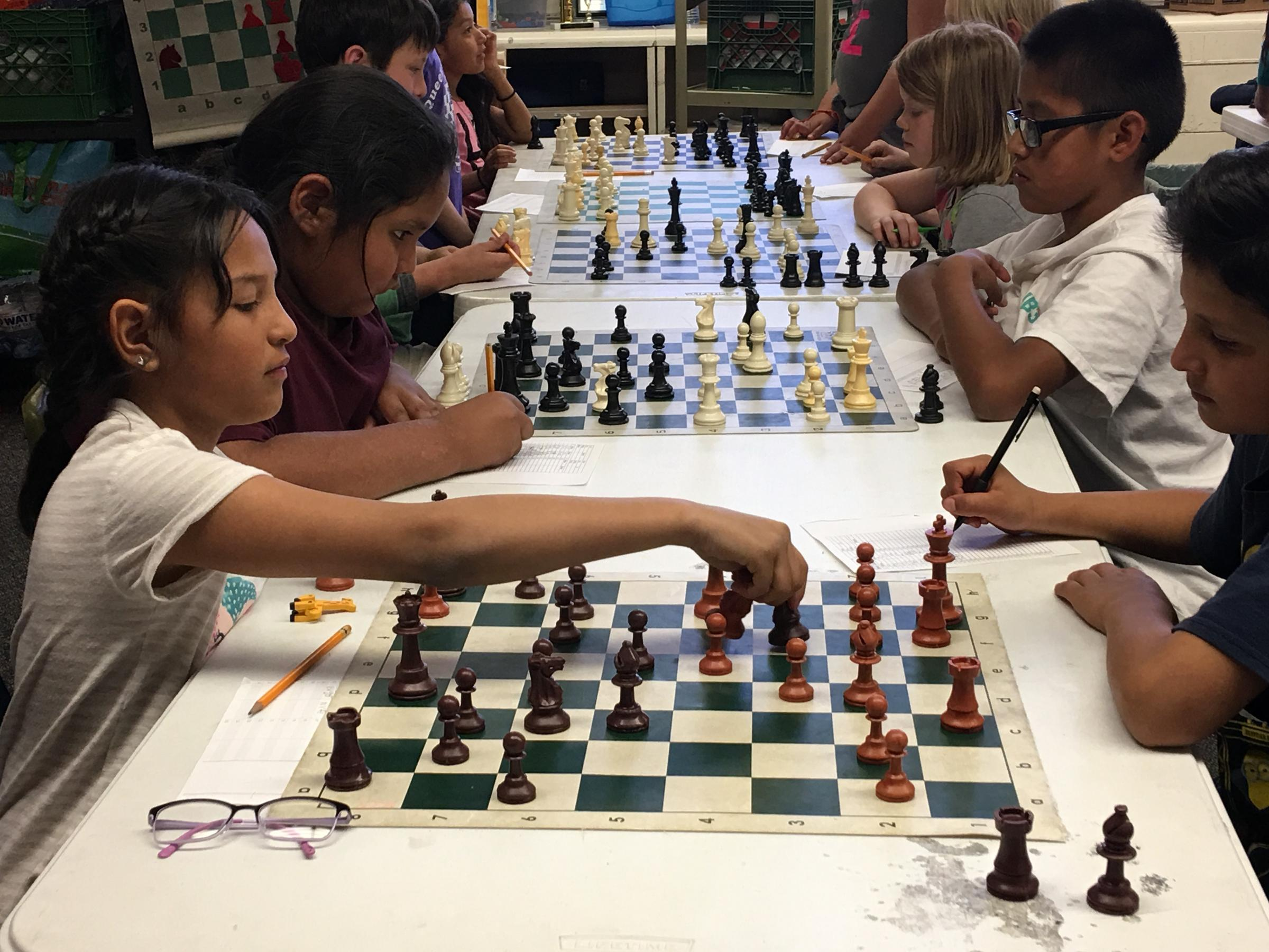 The Idea Was To Keep Kids Safe After School  Now They're Chess
