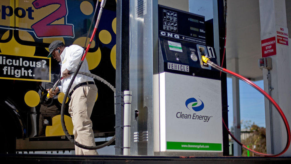 Gas Companies In Ga >> As Gas Prices Rise Natural Gas Vehicles Get A Boost Wfsu
