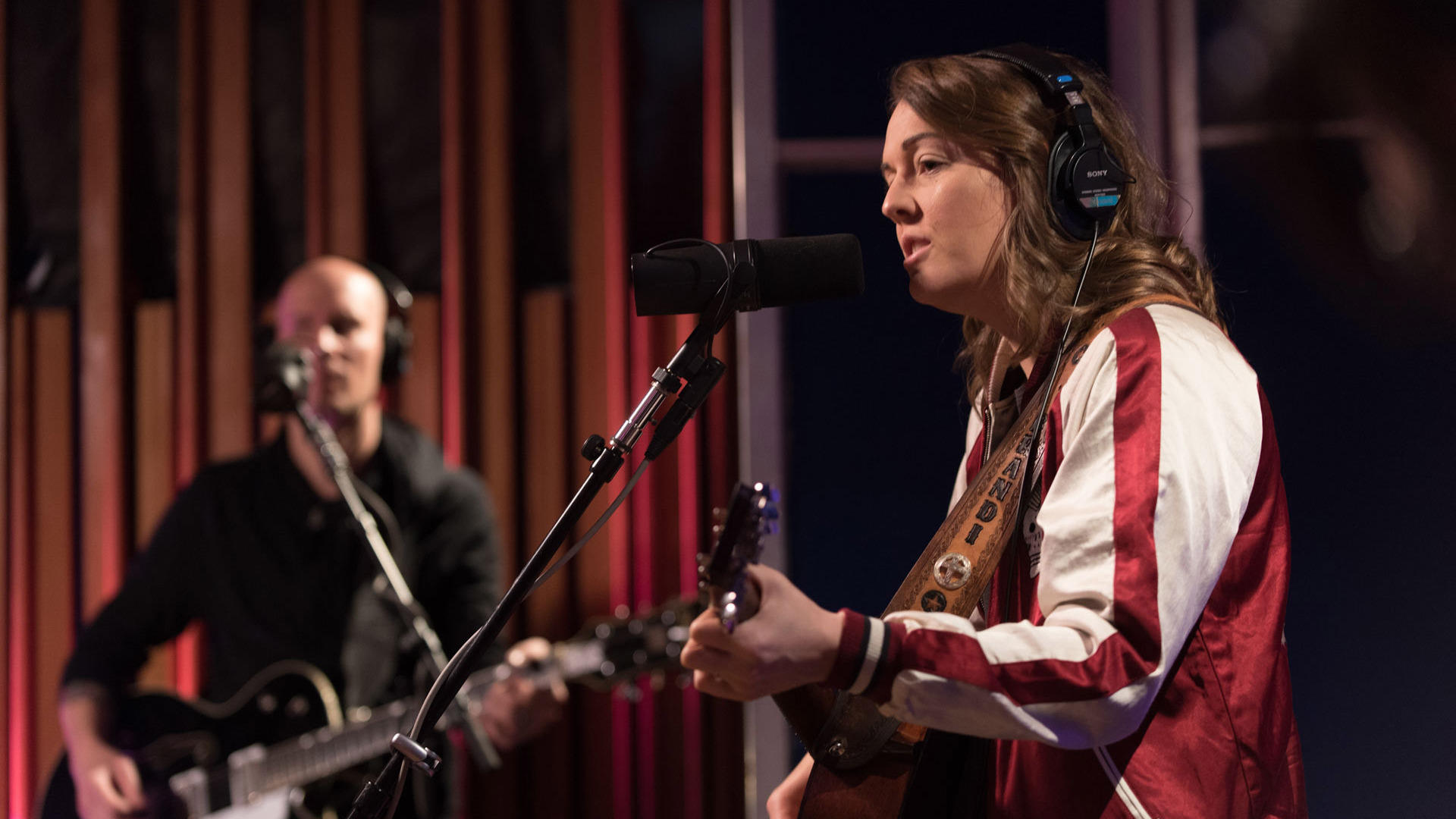 Brandi Carlile, 'Every Time I Hear That Song' (Live) | NPR