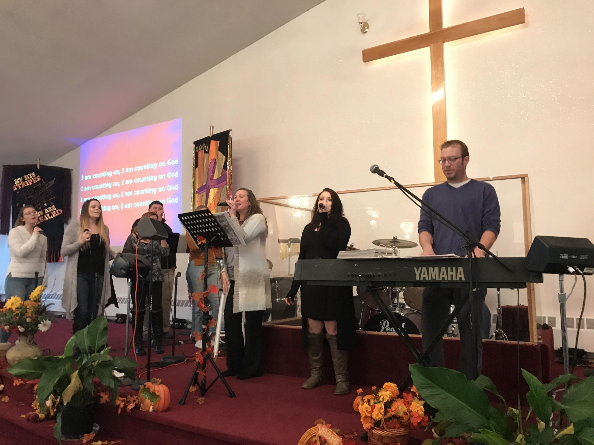 To ward off mass shooters, Oswego County church encourages