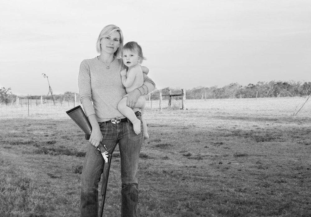 Chicks With Guns A Picture Of Gun Toting Women Public Radio Tulsa