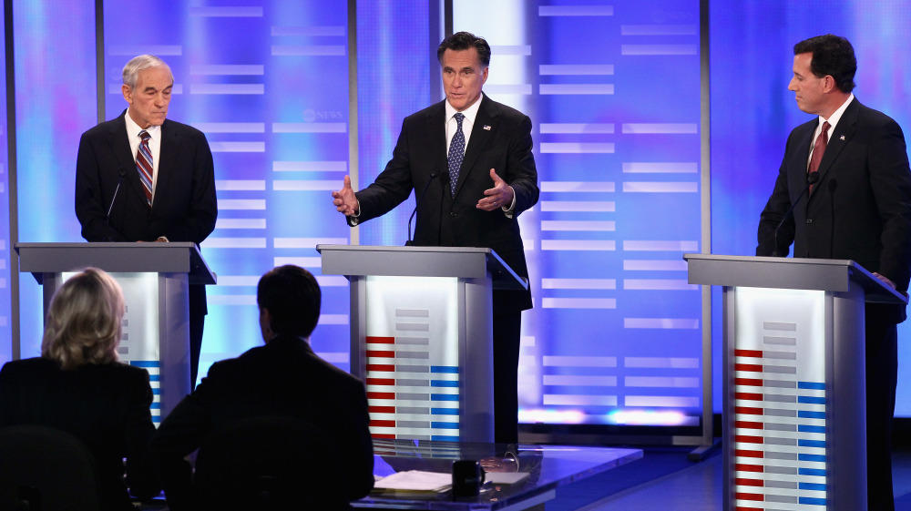 Time Is Running Out To Knock Romney Down | WRVO Public
