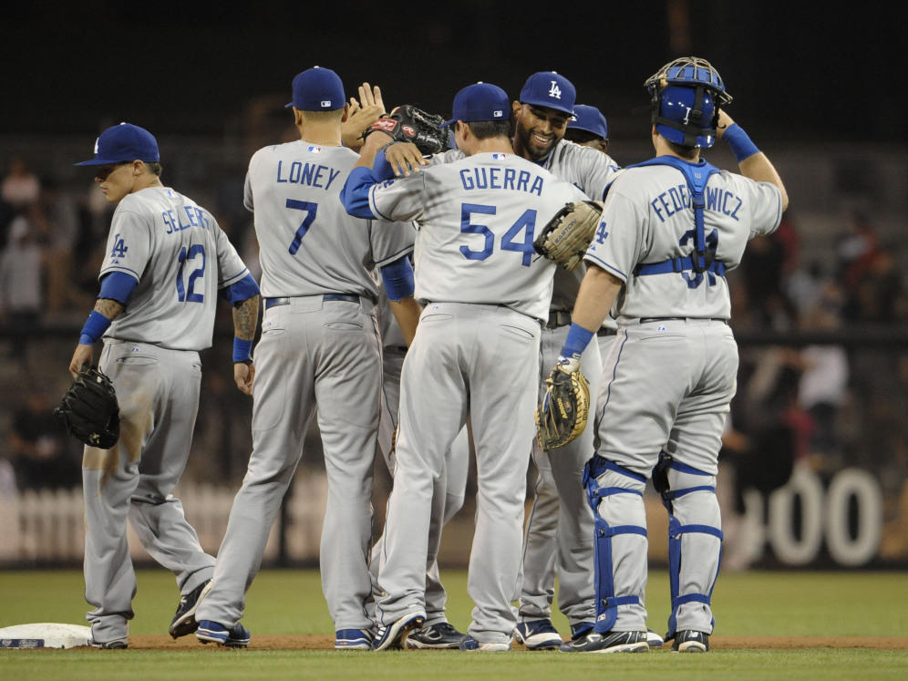 brand new f2a4e bcbe2 Cash-Strapped L.A. Dodgers Shop For A New Owner | WAMC