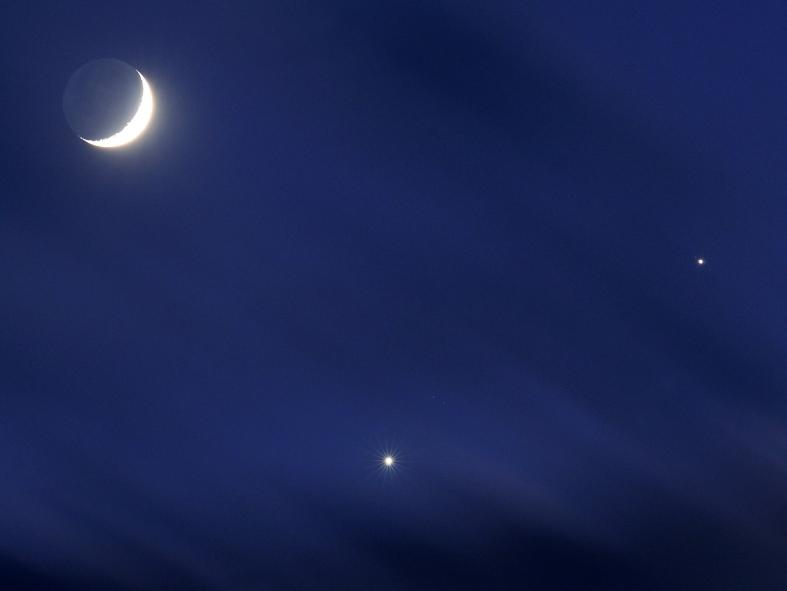 Venus, Jupiter, Prepare For A Heavenly Date | KUNC