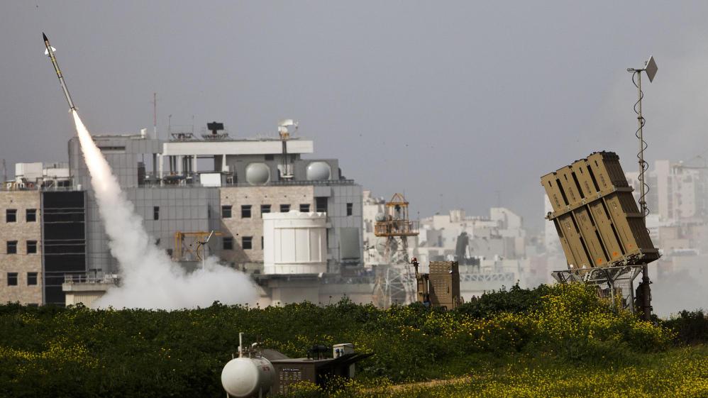 Israel: Rocket Shield Is Deflecting Gaza Attacks | KERA News