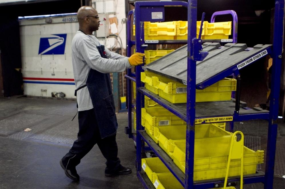 USPS Defaults On $5 5 Billion Payment To Treasury | New