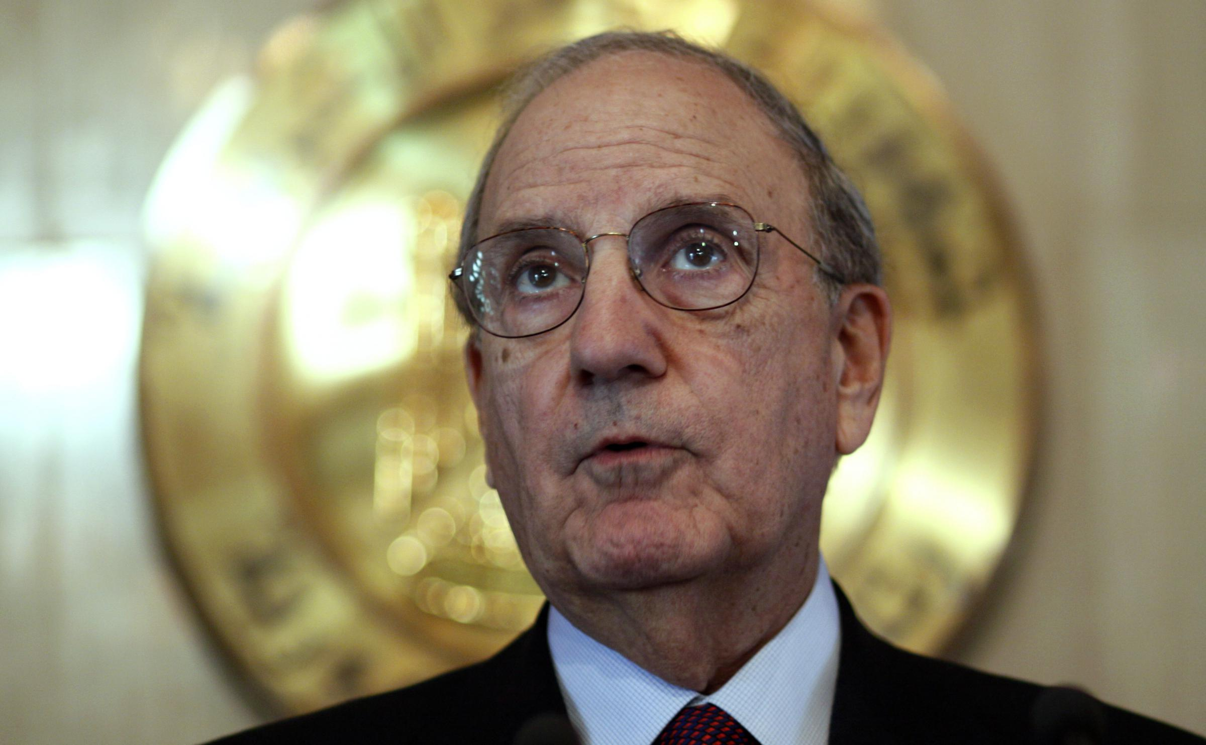 NCAA Appoints Former Sen. George Mitchell To Monitor Penn State | New  Hampshire Public Radio