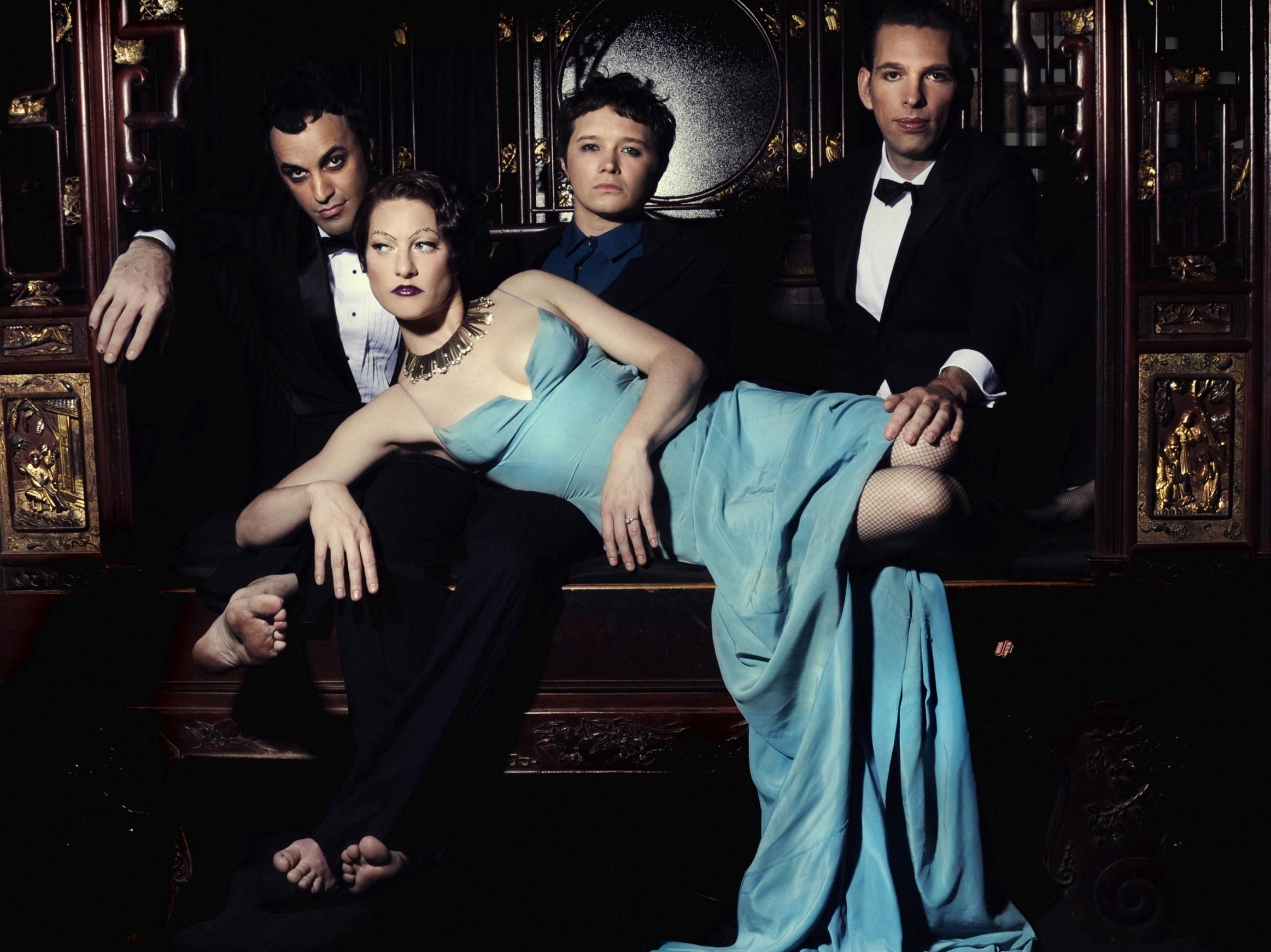 Amanda Palmer Images song premiere: amanda palmer & the grand theft orchestra
