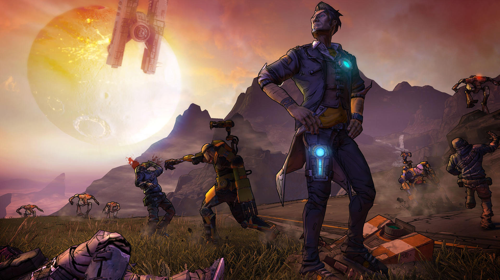 Borderlands 2': A Fine Game's Follow-Up Prioritizes Dialogue