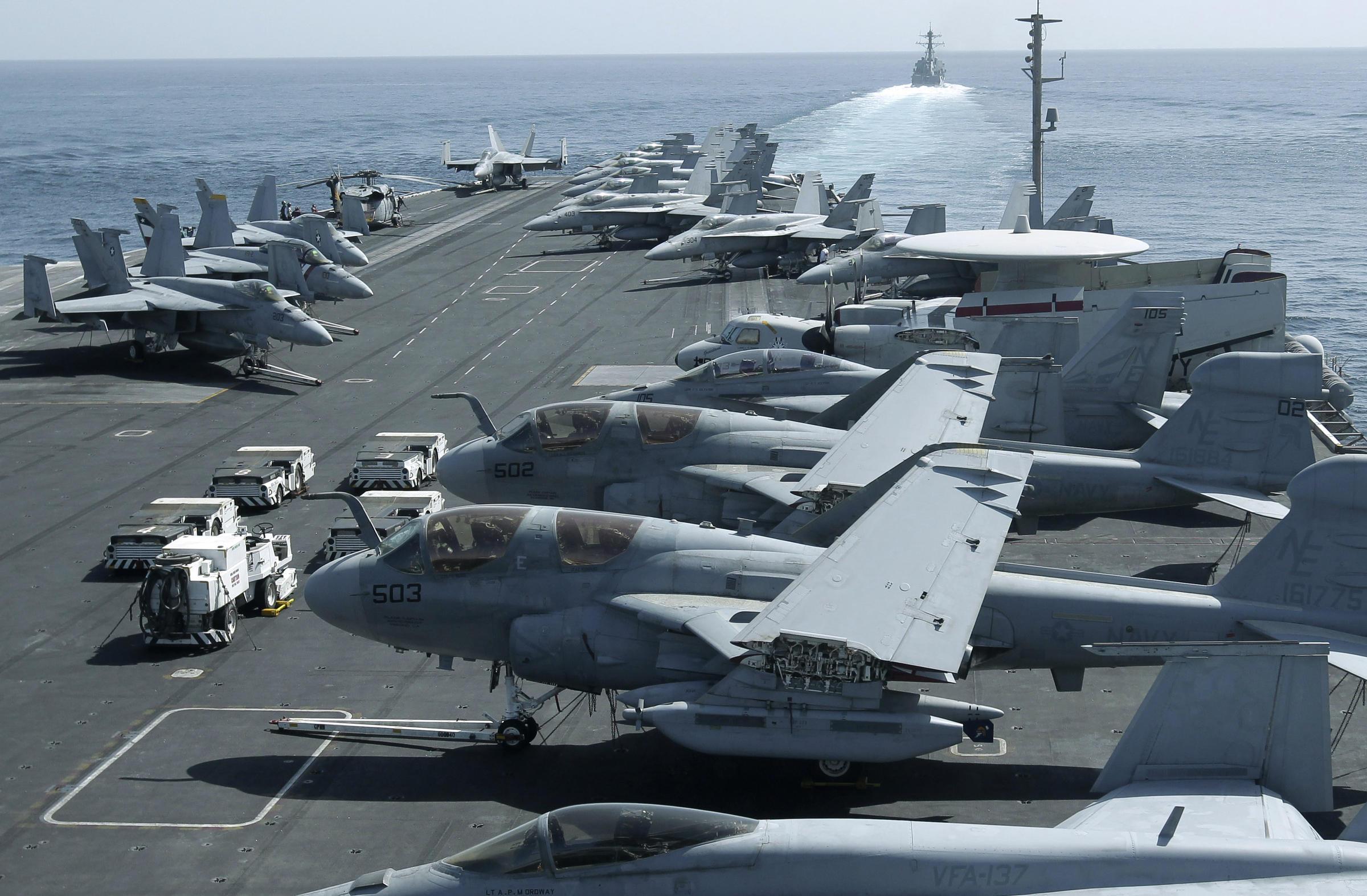 U S  Rethinks Security As Mideast Oil Imports Drop | KACU 89 5