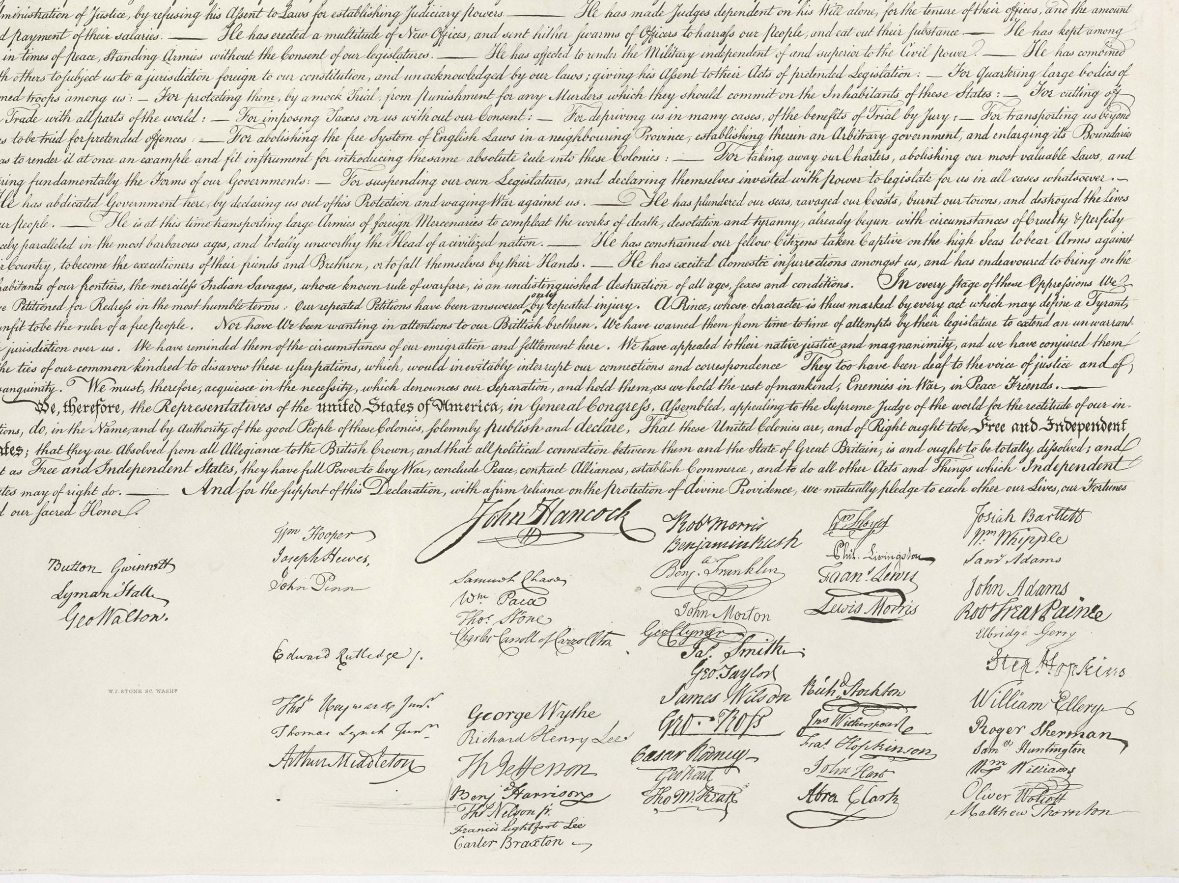 The Great American Signature Fades Away | Public Radio Tulsa