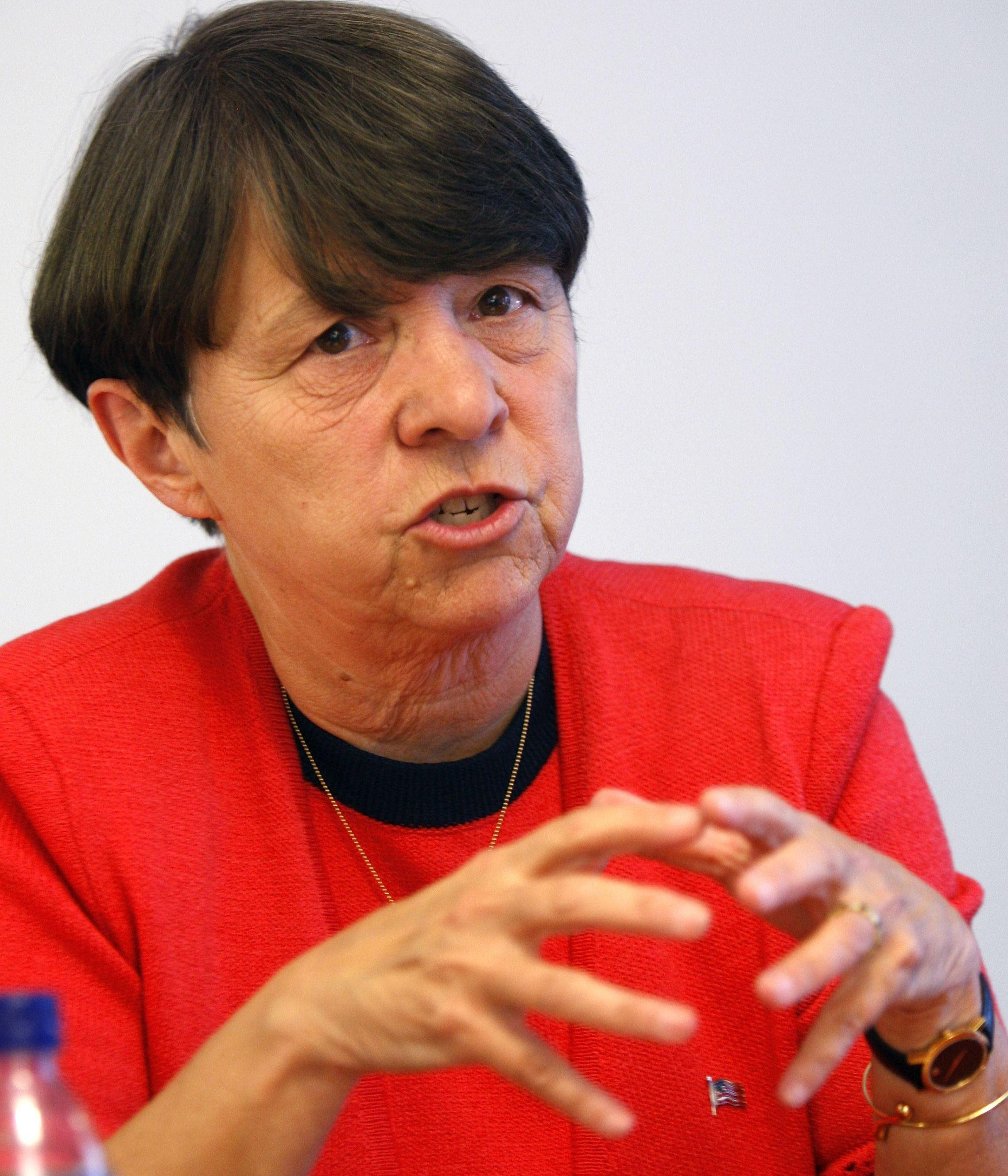 Obama Chooses Former U S  Attorney Mary Jo White To Head SEC