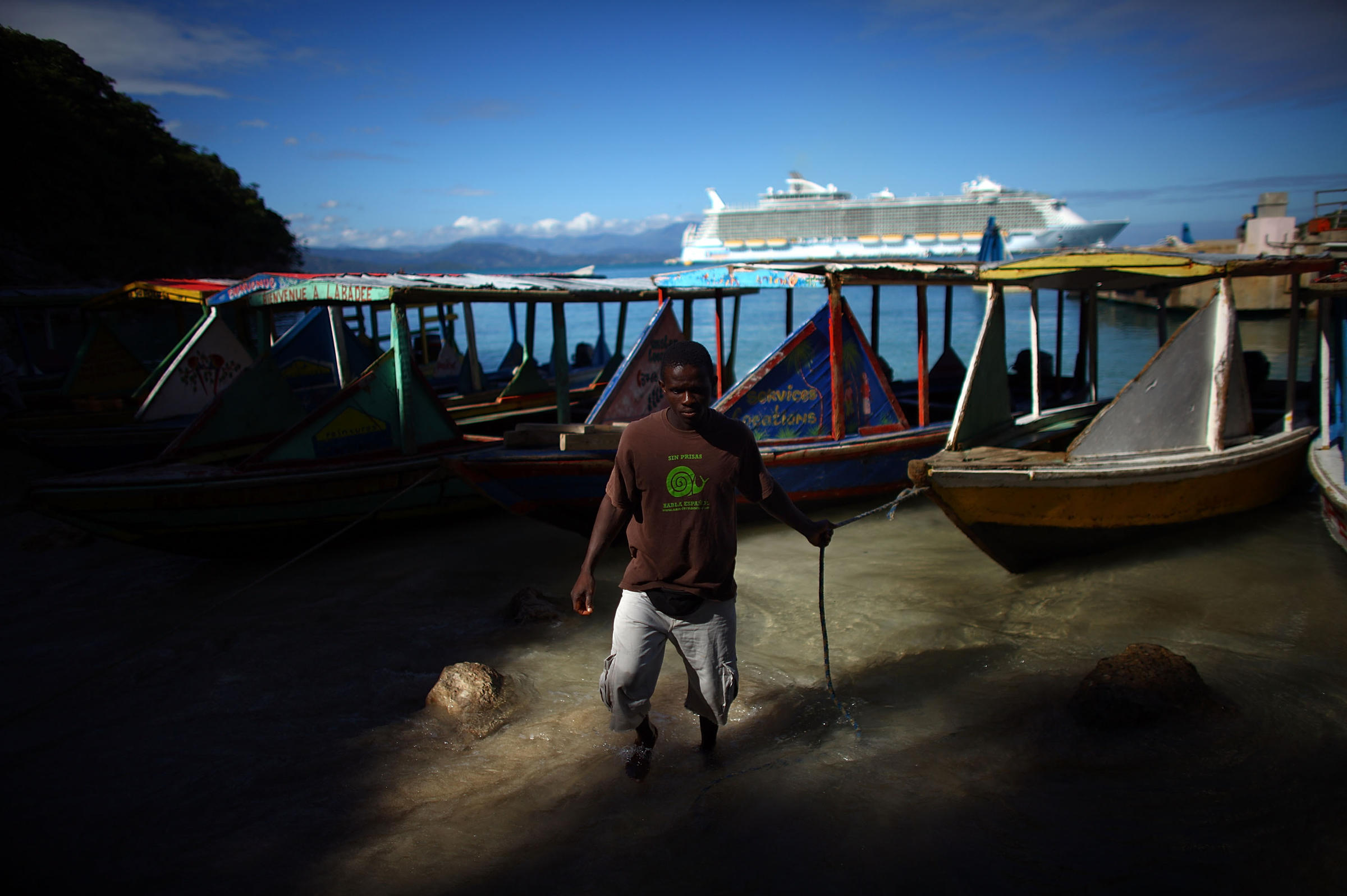 For Your Next Caribbean Vacation, Haiti     Maybe? | WUNC