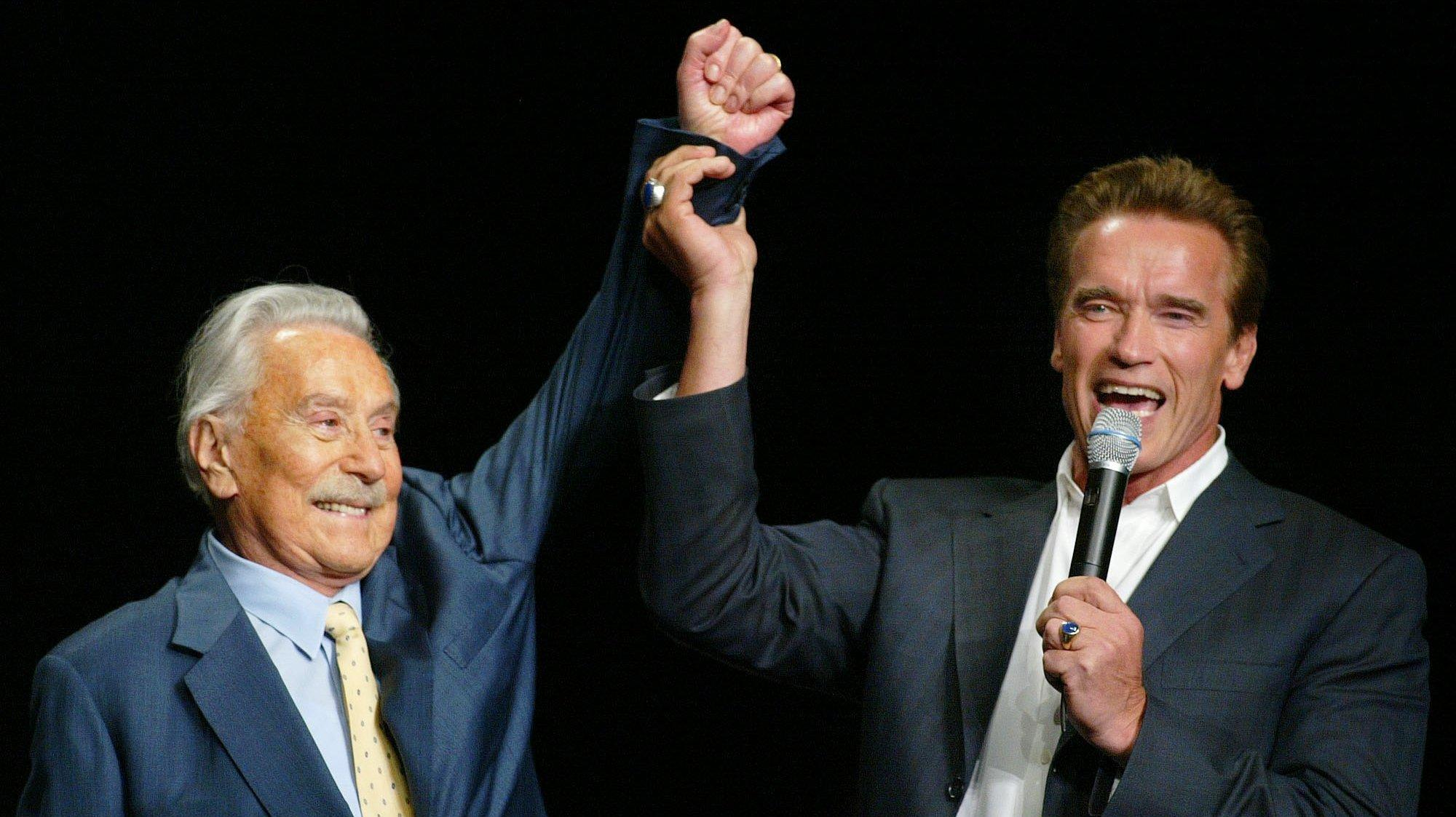 Joe Weider, Fitness Icon And Mr  Olympia Creator, Dies At 93